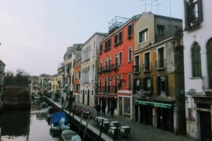 Fondamenta Misericordia Venice
