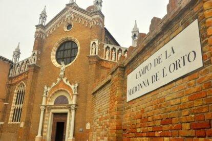 Madonna dell'Orto Venice
