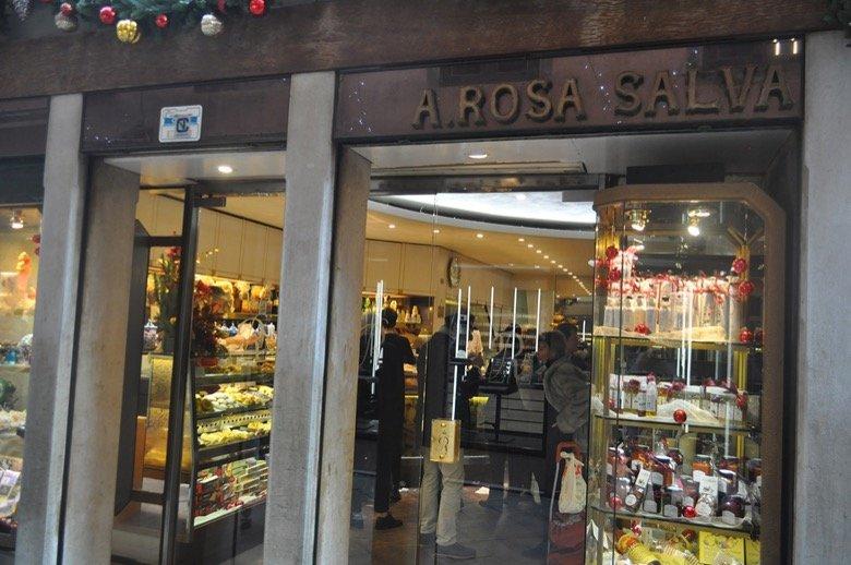 Pasticceria Rosa Salva Venice