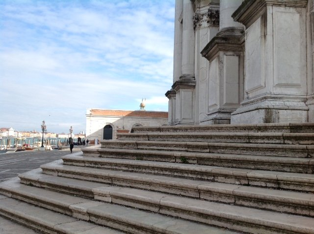 Salute Steps Venice