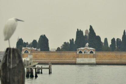 San Michele Island Venice