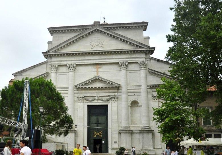 San Piero di Castello Venice