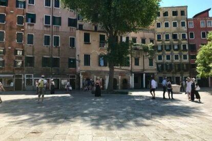The Ghetto Venice
