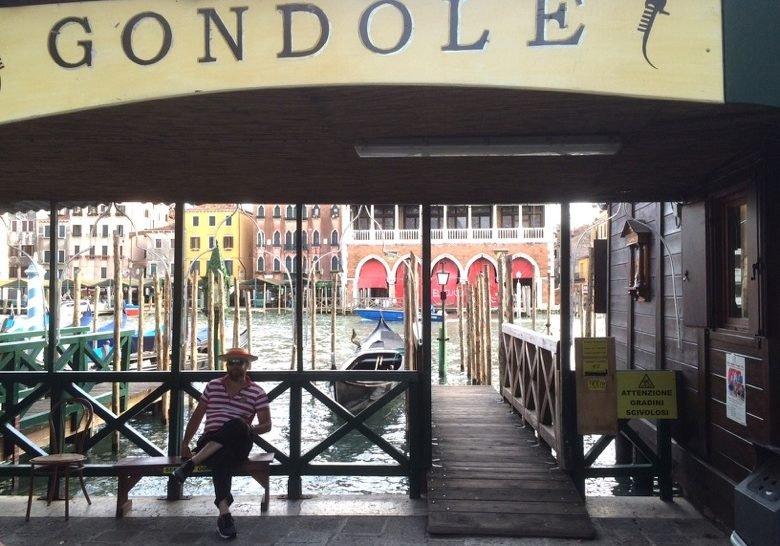 Traghetto Santa Sofia Venice
