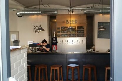 Beaver Brewing Company – American microbrewery