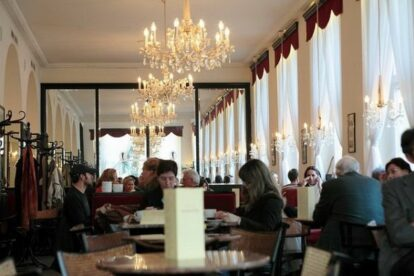 Café Dommayer Vienna