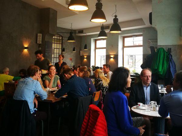 Café Menta Vienna