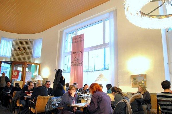 Cafe Prückel Vienna