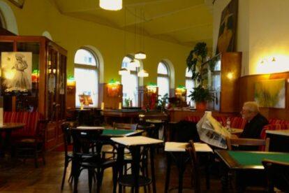 Café Schopenhauer Vienna