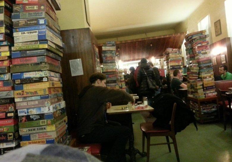 Cafe Sperlhof Vienna