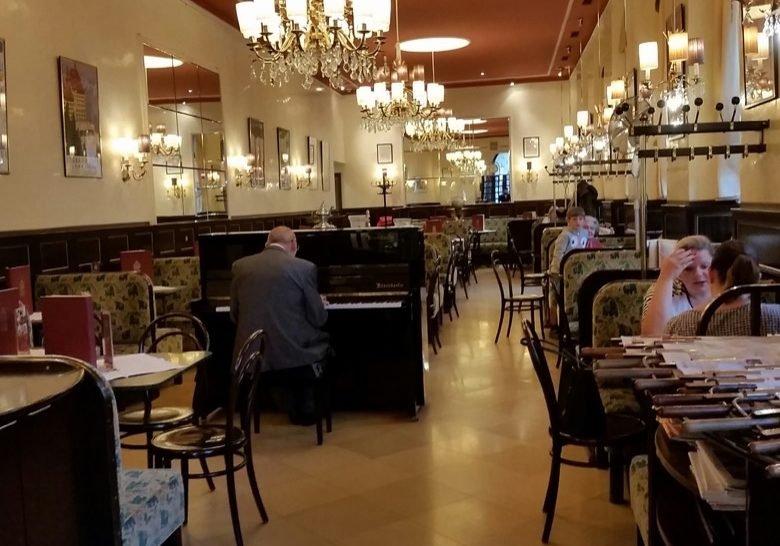 Café Weimar Vienna