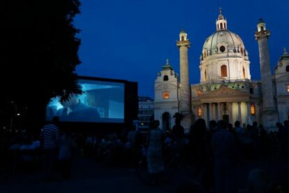 Cinema Underneath the Stars – Open-air movies