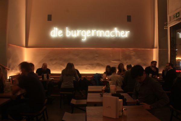 Die Burgermacher Vienna