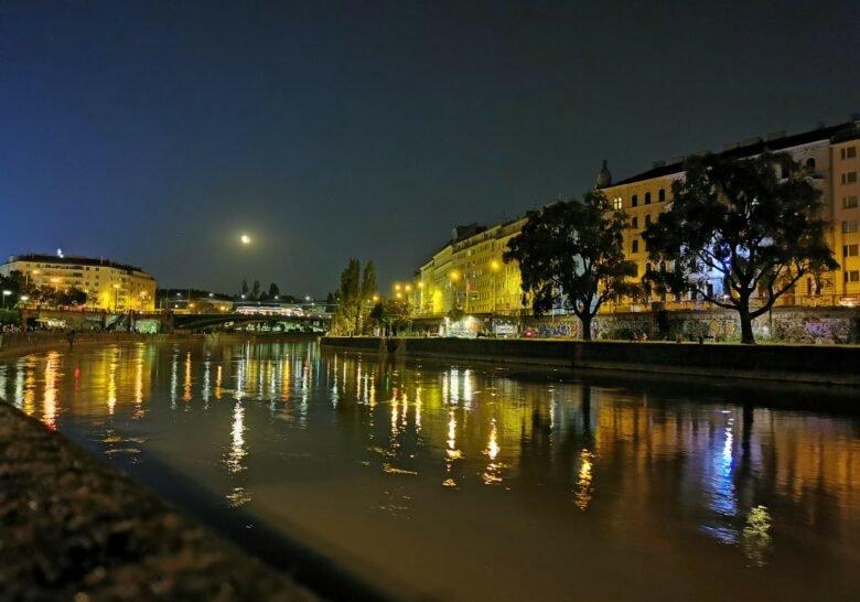 Donaukanal Vienna