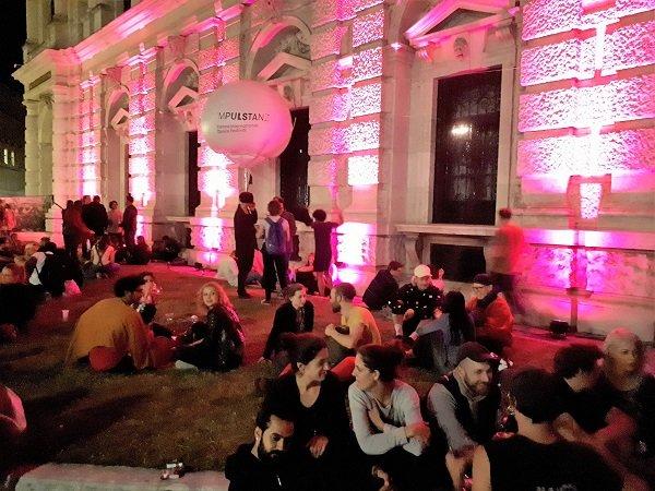 Impulstanz Festival Vienna