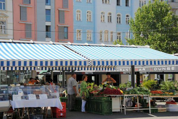 Karmelitermarkt Vienna
