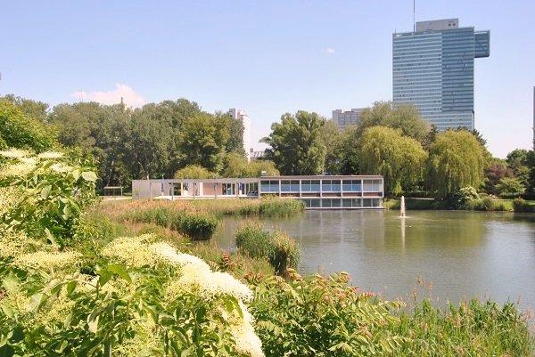 Koreahaus & Donaupark Vienna