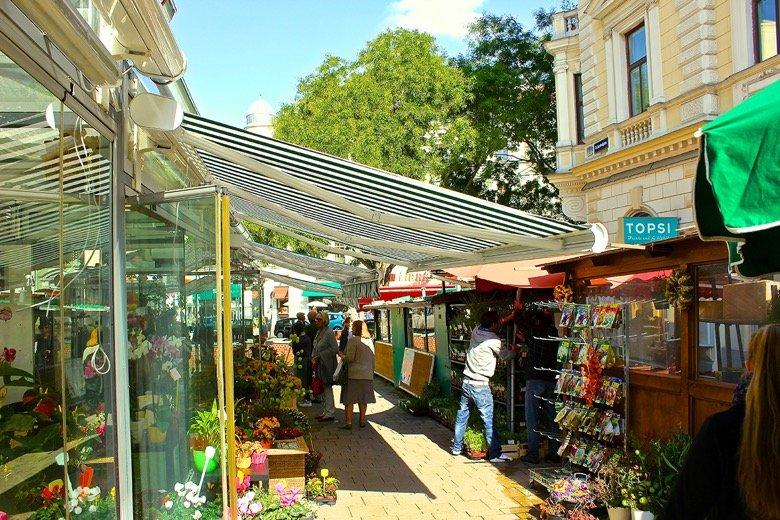 Kutschkermarkt Vienna