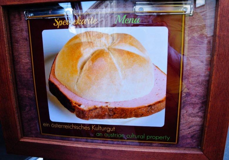 Leberkas Pepi – Austrian street food deluxe