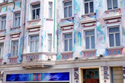 Leopoldsgasse 39 Vienna