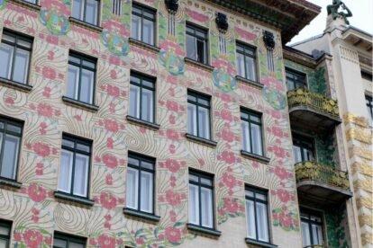 Majolika House Vienna