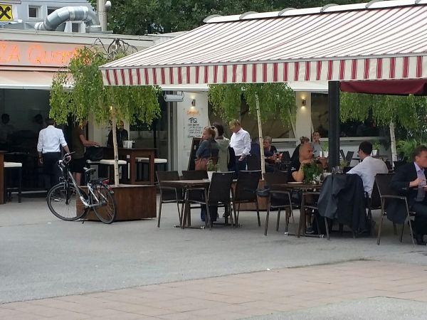 Pizza Quartier Vienna