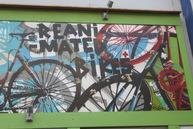 Reanimated Bikes Vienna