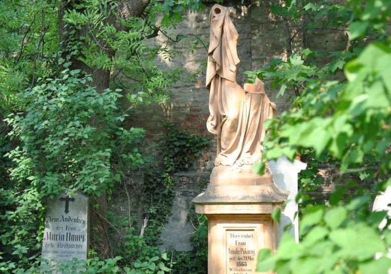 St. Marx Cemetery Vienna
