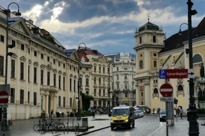 Stadtcafe Vienna Vienna