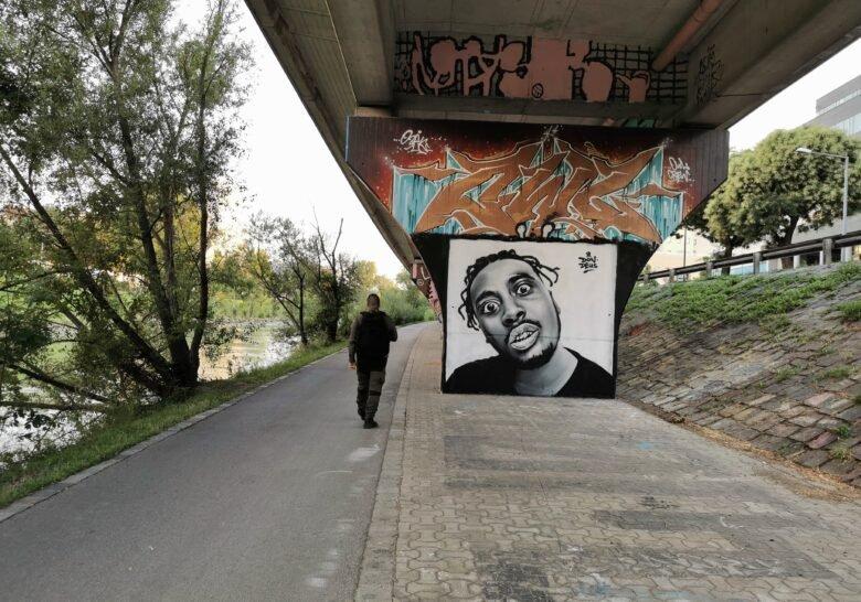 Urban Art – When sidewalks become galleries
