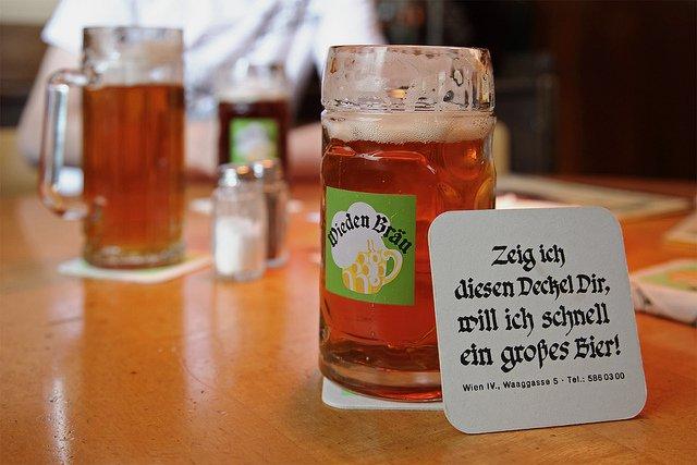 Wieden Bräu Vienna