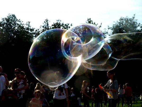 Bubble the City   Burbuliatorius Vilnius