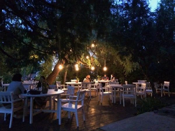 Panama Food Garden Vilnius