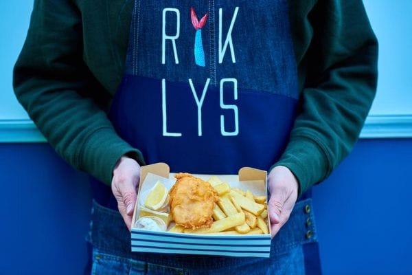 Ryk Lys Food Truck Vilnius