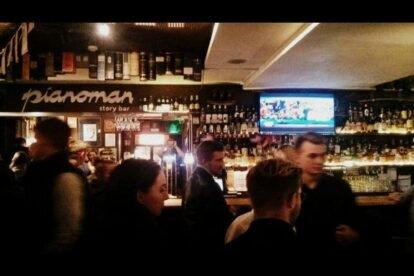 Piano Man Bar Vilnius