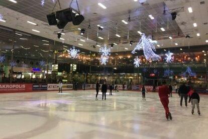 Akropolis Ice Arena Vilnius
