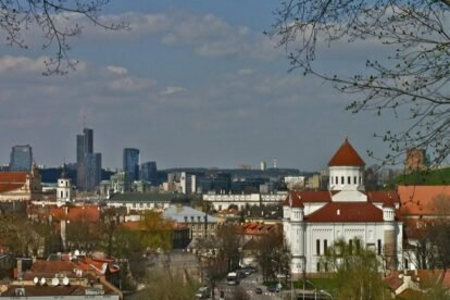 Bastion Hill Vilnius