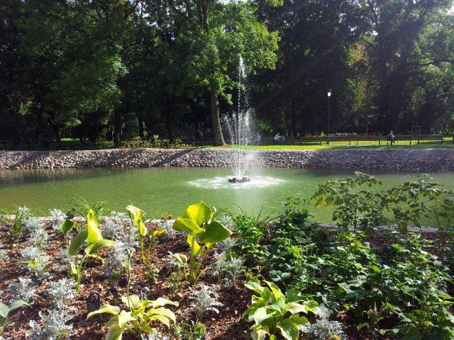 Bernardinų sodai Vilnius