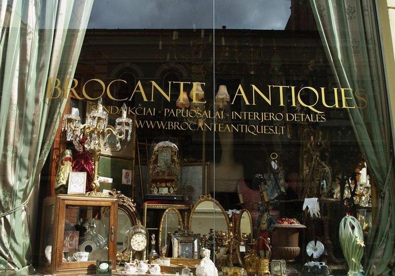 Brocante Antique Vilnius
