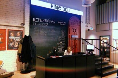 Downtown Food Hall & Kino Deli Vilnius