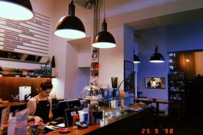 Elska Coffee Vilnius