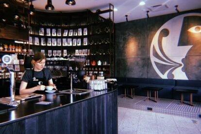 Huracán Coffee Vilnius