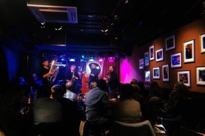 Jazz Cellar 11 Vilnius