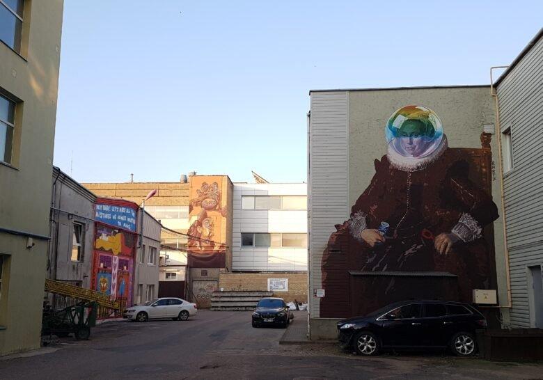 Open Gallery Vilnius