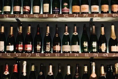 The Bubbles | Champagneria Vilnius