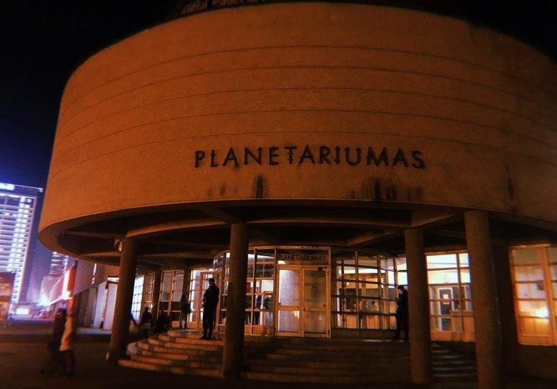 VU Planetariumas Vilnius