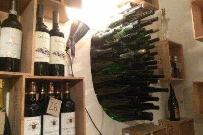 Wine bar Notre Vie Vilnius