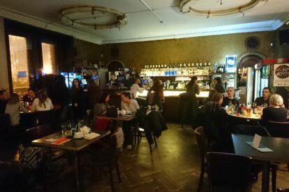 Cafe Kulturalna Warsaw
