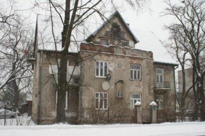 Ul. Szaserów 58 Warsaw