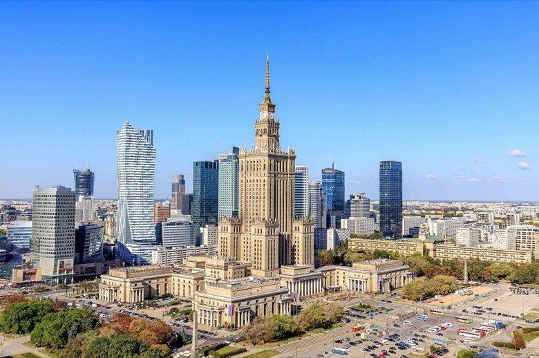 30th floor Pałac Kultury i Nauki Warsaw